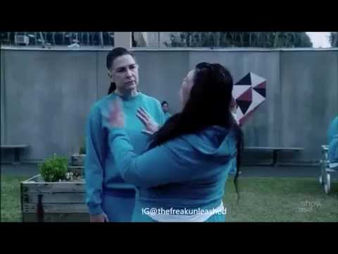 Wentworth season 5 episode 3 Boomer and The Freak scene