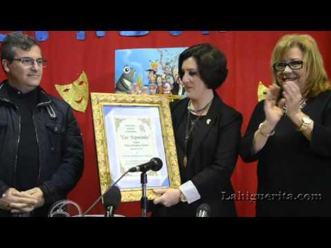 Premio Alonso Rodríguez Hachero a Eva María Rodríguez Macías