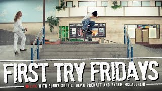 Mid90s  Cast   First Try Fridays    Live