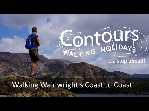 Walking Wainwright's Coast to Coast