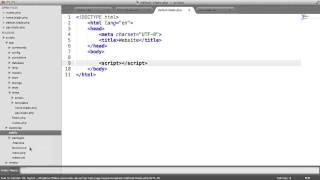 Laravel: Flexible Script Includes