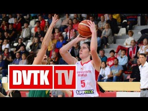 2. forduló. Aluinvent DVTK - Sopron Basket 65-79