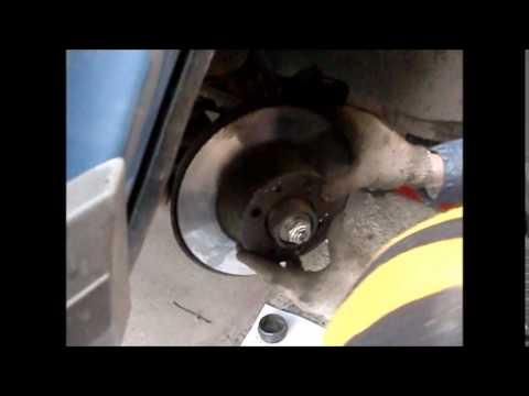 Видео.замена подшипников передней ступицы ваз 2106 своими руками 452