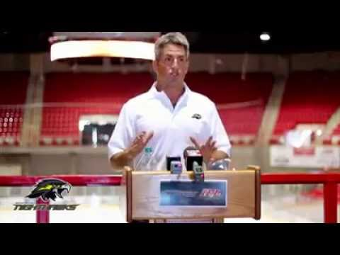 Wichita Falls Nighthawks Press Conference