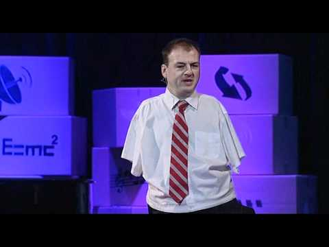 TEDxDanubia 2011 - John Foppe - Within Reach