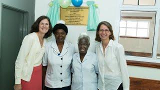 Provost, Rice 360° dedicate Malawian hospital ward