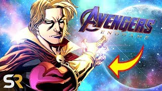 Video Marvel Theory: Endgame's Ending Will Lead To Adam Warlock's Creation MP3, 3GP, MP4, WEBM, AVI, FLV Mei 2019