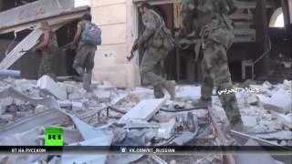 РФ и Сирия разворачивают масштабную гуманитарную операцию в Алеппо