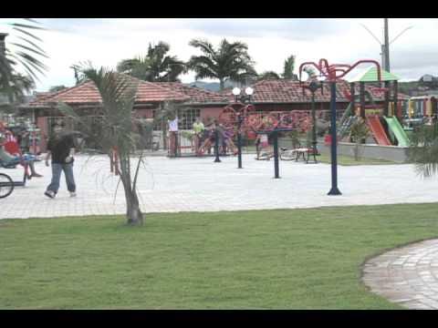 Inauguração | Praça da Bandeira | Capivari de Baixo - SC | Unisul Tv | 2011