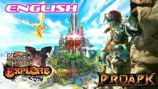 Download Lagu Monster Hunter Explore English Gameplay iOS / Android Mp3
