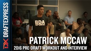 Patrick McCaw Highlights from BDA Sports Pro Day