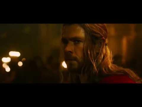 Avengers vs Ultron Fight Scene   Avengers  Age of Ultron