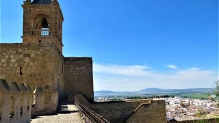 Antequera Spain  City new picture : Antequera, Spain - The Alcazaba (Ancient Fortress)