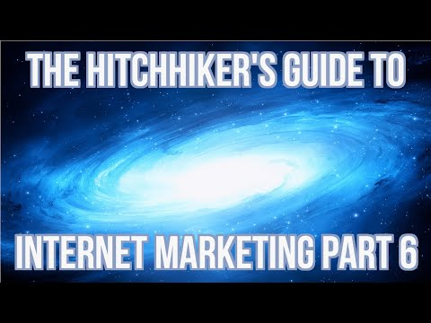 The Hitchhiker's Guide To Internet Marketing 101:  Grow Your Business With A Capture Page [6 of 10]