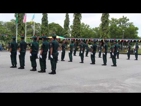 Kawad Kaki KRS Kebangsaan | Nibong Tebal | SAMBESTARI 2014