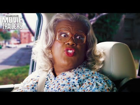 A MADEA FAMILY FUNERAL Trailer NEW (2019) - Tyler Perry Comedy Movie