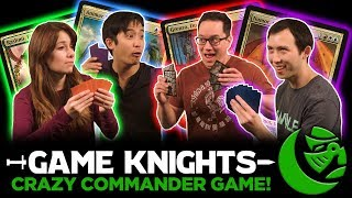Download Lagu Crazy Commander Game with Gaby Spartz and Kenji Egashira l Game Knights #16 l EDH Gameplay Mp3