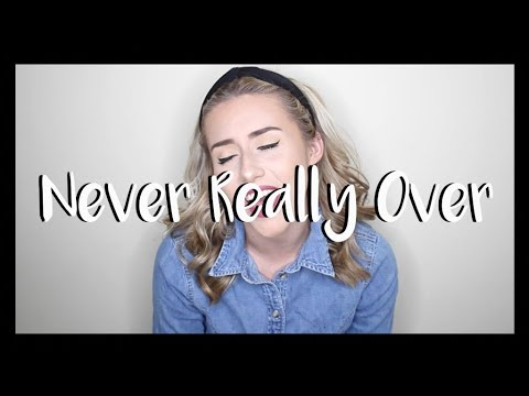 "Katy Perry  ""Never Really Over"" Cover by Georgia Merry"