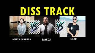 Video GILA !!! Diss Track Aditya Ewangga VS Saykoji VS Lilyo Indonesia MP3, 3GP, MP4, WEBM, AVI, FLV April 2019