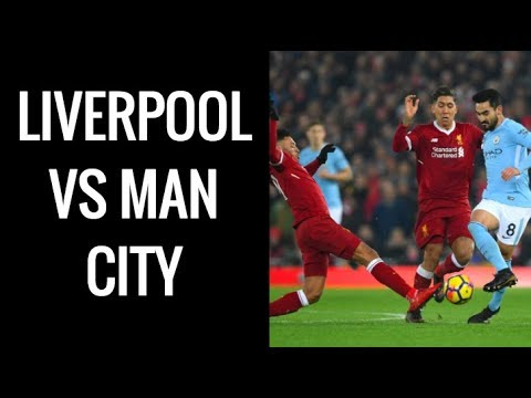 Liverpool Vs Manchester City: Champions League Preview
