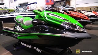10. 2018 Kawasaki Ultra 310 LX Jet Ski - Walkaround - 2018 Toronto Boat Show