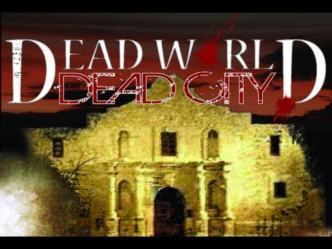 Dead City Signing Facebook Items interview with Joe McKinney Part 1