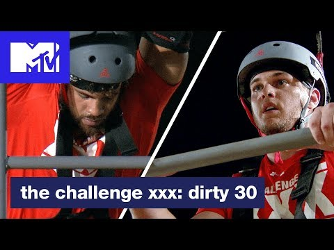 'Battle of the Young Bucks' Official Sneak Peek | The Challenge: XXX | MTV