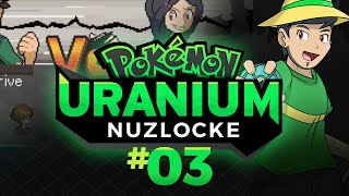 Pokemon Uranium Nuzlocke Let's Play w/ aDrive EP03: Maria the Champion!! by aDrive
