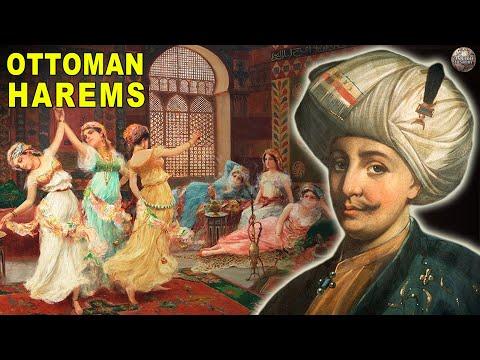 A Glimpse Into an Ottoman Sultan's Harem