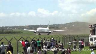 Arusha Tanzania  city photos gallery : Record short takeoff by a 767-300 in Arusha Tanzania