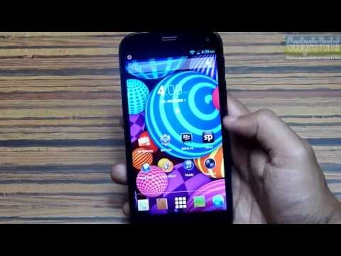 Micromax Canvas Turbo A250 Hardware & Benchmark Review by Gadgets Portal