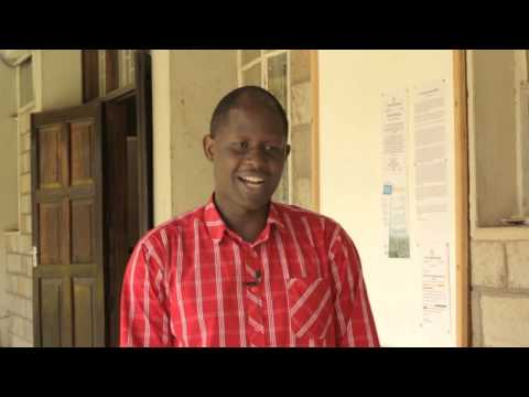 Interview With Luke Amoke - Teens For Christ Africa