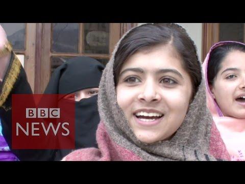 Malala's story - BBC News