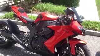 1. 2009 Kawasaki ninja ZX10R FOR SALE