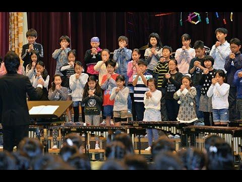 阪神・淡路大震災をテーマにした曲を19年ぶりに披露