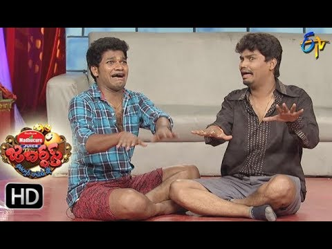 Avinash Karthik Performance | Jabardasth | 9th November 2017