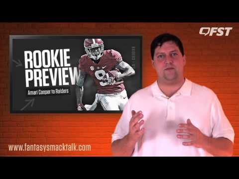 Amari Cooper Rookie Preview thumbnail
