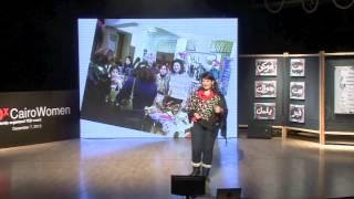 Art serving society: Vivian Labib at TEDxCairoWomen