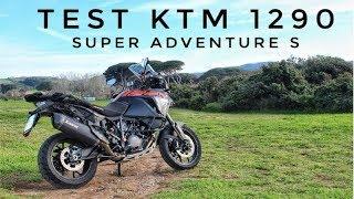 10. KTM 1290 SUPER ADVENTURE S + AKRAPOVIC - TEST & RECENSIONE