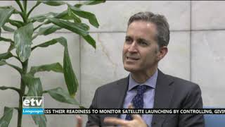 Addis Dialogue with Mr. DAVID KAYE  Dec,18, 2019 |etv