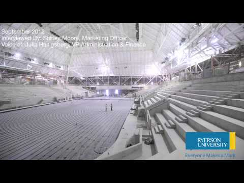 Building the Mattamy Athletic Centre - Thumbnail