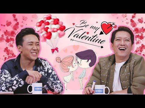 Cách tỏ tình với CRUSH ngày Valentine CHẮC CHẮN ĐỔ, đến Trấn Thành, Trường Giang cũng phải chết mê - Thời lượng: 30 phút.