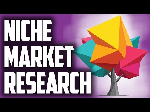 niche market research for affiliate marketers