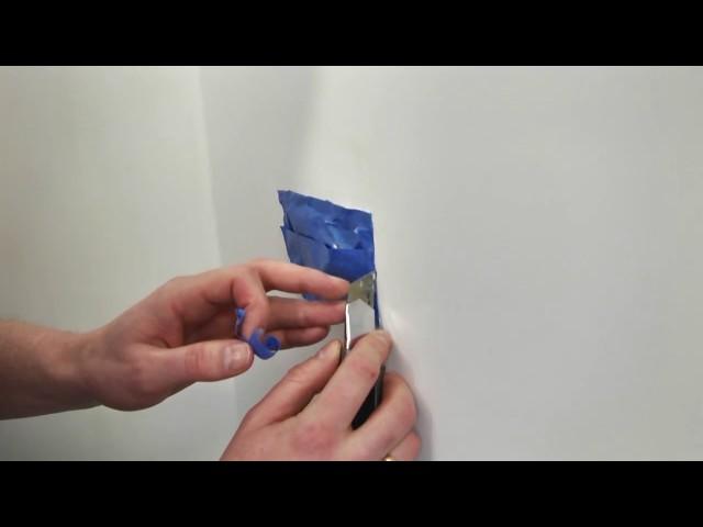 Śnieżka Satynowa  jak zabezpieczyć pomieszczenie przed malowaniem