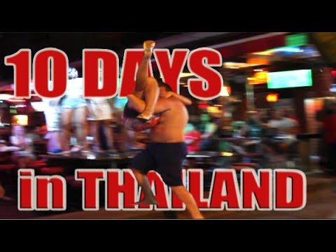 Thailand Travel Show: 10 DAYS IN THAILAND