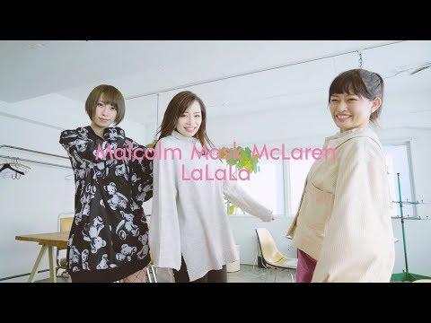 , title : 'Malcolm Mask McLaren/「LaLaLa」MV'