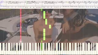 Friends - Justin Bieber & BloodPop (Easy) (Ноты и Видеоурок для фортепиано) (piano cover)