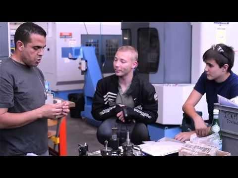 Vidéo de présentation des écoles de production à l'Icam