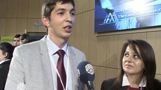 Azerbaijan Business Case Competition 2013 - ANS TV