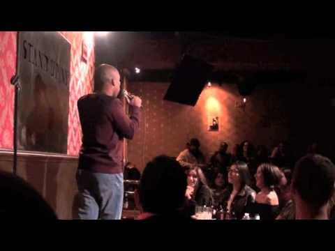 Zach Sharif at Standup NY Nov 15